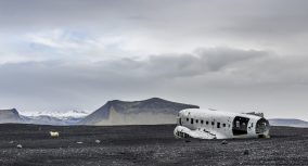 Flugzeugwrack zum Thema Flugzeugfonds © vette91 / Fotolia.com